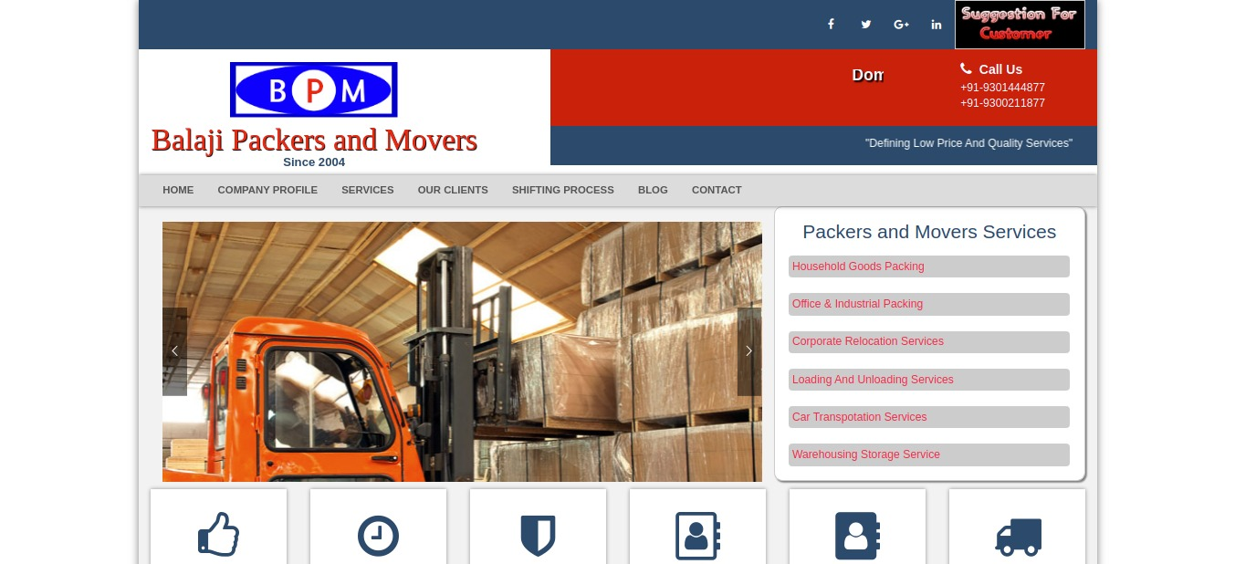 Balaji Packers and Movers