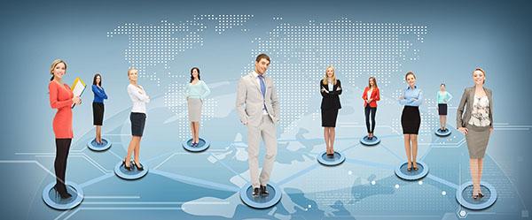 Multi-level Network Marketing Software